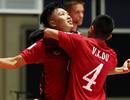 Đội tuyển futsal Việt Nam – Nga: Phía trước là núi cao